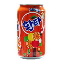 환타 오렌지 캔 355ml×24개 (한박스)