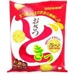 [Sale] 오사쯔도키 고구마스낵 85g 12년6월21일