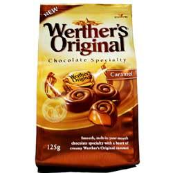 스톡웨더스 카라멜 초콜릿(갈색) 125g 12년10월26일