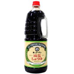기꼬만 겐넨 (저염) 간장 1.8L 12년9월1일