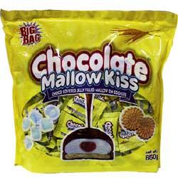 초콜릿 멜로우 키스 650g (약 100개입)