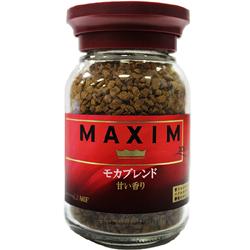 일본 AGF 맥심 모카블랜드 30g (빨강小) 14년12월21일