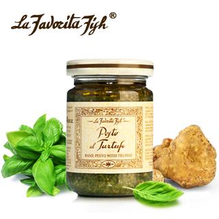 라 파보리타 송로버섯 바질 페스토 130g 13년6월30일