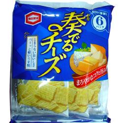 카메다 카나데루 치즈 6팩 80g 12년11월18일