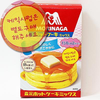 모리나가 핫케익 믹스 300g 13년12월1일