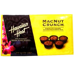 [초특가] 하와이안 마카다미아넛트초콜릿 크런치 170g 13년11월30일