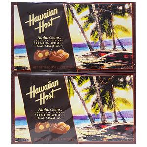 하와이언 호스트 초콜릿 커버드 마카다미아 908g