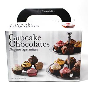 벨지안 컵케익모양 초콜릿450g 13년4월30일