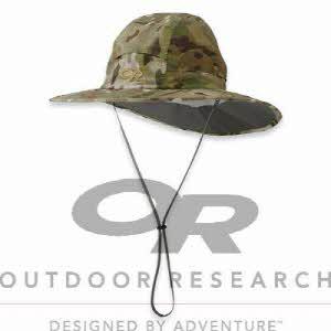 [오알(OR)] 멀티캠 솜브리올렛 썬햇 Multicam Sombriolet Sun Hat™