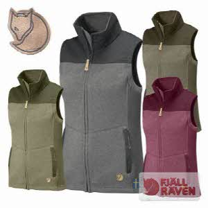 [피엘라벤] Lule fleece vest W / 룰레 플리스 베스트 여성용