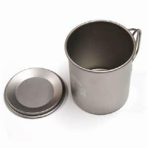 [제로그램] 티타늄 싱글 머그컵 450