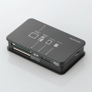 [엘레컴] MR-A39HBK/WHF1 심플디자인 SDXC지원 멀티카드리더기
