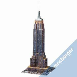 [라벤스부르거] 3D건축물퍼즐-엠파이어스테이트빌딩