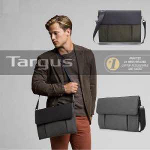 [타거스] 울트라북 14인치 노트북가방 TTS005AP Thin Edge Canvas Slipcase