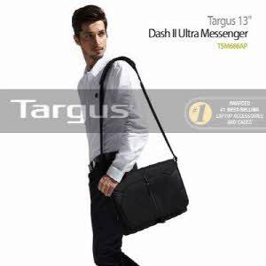 [타거스] 울트라북 13인치 노트북 메신저백 TSM686AP Dash II Ultra Messenger