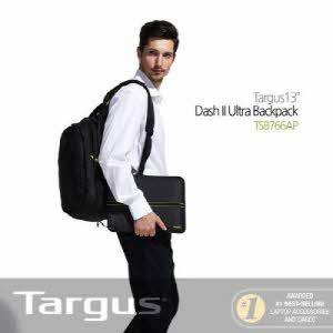 [타거스] 울트라북 13인치 노트북백팩 TSB766AP