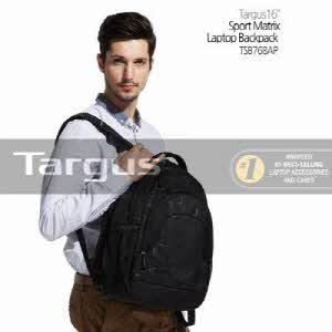 [타거스] 스포츠형 16인치 노트북백팩 TSB768AP