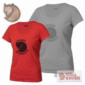 [피엘라벤] 스페셜리스텐 티 여성용 Specialisten T-shirt W