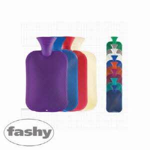 [파쉬 fashy] 보온물주머니 노커버 단면빗살무늬 2.0L 핫팩/찜질팩 노커버형