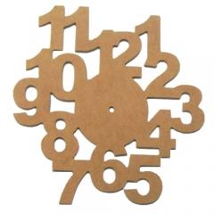 프레임시계판(숫자)/만들기공예재료