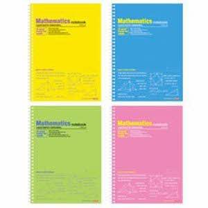 2000 수학전용유선노트SP/스프링수학노트/수학전용스프링노트(60매)