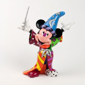 [Disney]Sorcerer Mickey Figurine(4030815)