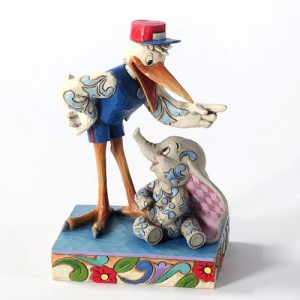 [Disney]Dumbo and Stork(4027947)