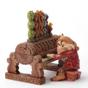 [Disney]Grumpy and Organ Figurin(4032868)