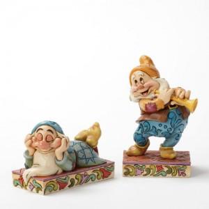 [Disney]Sleepy and Happy Figurin(4032871)