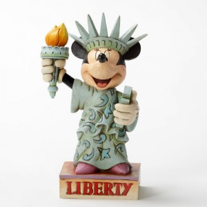 [Disney]Minnie as Statue of Libe(4032877)