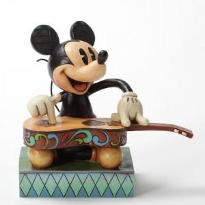 [Disney]Hawaiian Mickey Figurine(4032881)