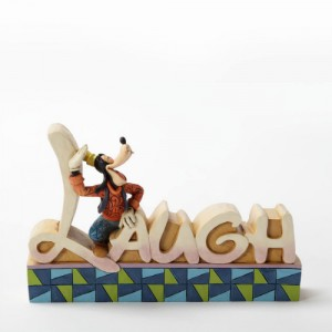 [Disney]Goofy Laugh Word Plaqu(4032894)