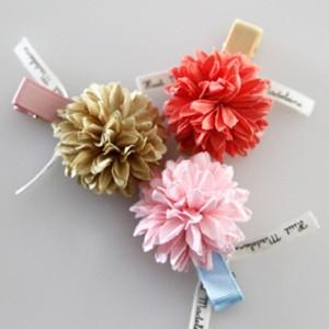 [트럼펫] Blooming hair clip
