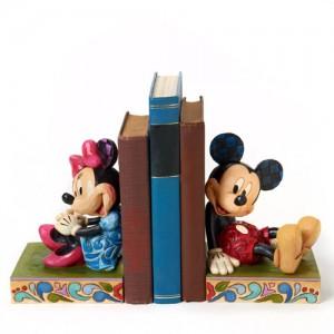 [Disney]미키마우스: Mickey & Minnie Bookends (4026094)