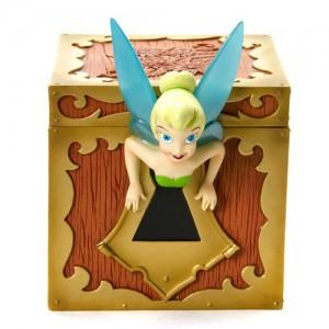 [디즈니쇼케이스]팅커벨: Tink Treasure Chest Lidded Box (4017926)