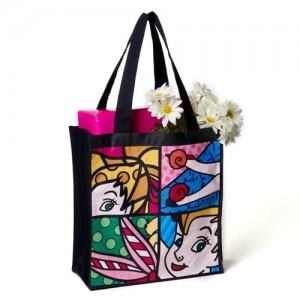 [Disney]미니마우스 토드백:Tinker Bell Tote Bag (4024507)