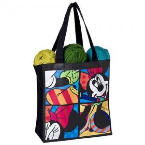 [Disney]미니마우스 토드백:Minnie Tote Bag (4024506)