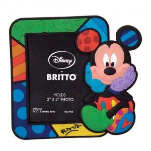 [Disney]미키마우스 액자:Mickey Vinyl Frame (4027906)