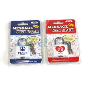 3000 메시지열쇠자물쇠/사물함자물쇠/락커룸열쇠