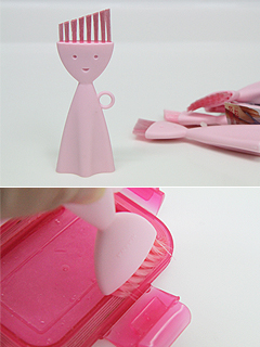 pink 스마일 틈새브러쉬