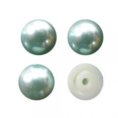 반쪽진주/10mm(칼라)/비즈공예재료