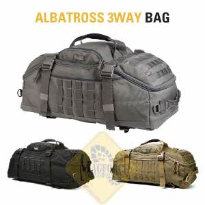[MAGFORCE] Albatross 3Way Bag F 맥포스 알바트로스 3웨이 여행용가방