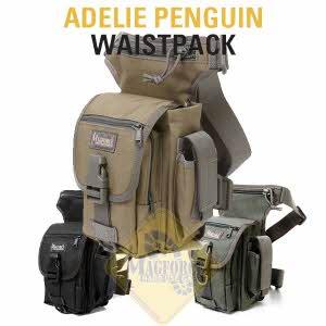 [MAGFORCE] Adelie Penguin Waistpack 맥포스 아델리 펭귄 웨이스트팩