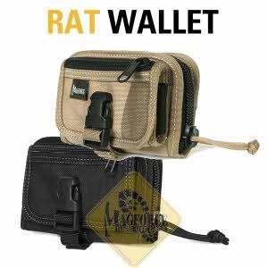 [MAGFORCE] RAT Wallet DC 맥포스 택티컬 지갑