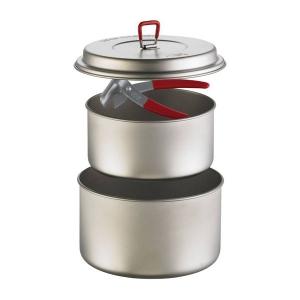 [엠에스알MSR] 티타늄 2포트 세트 Titan 2 Pot Set