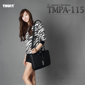 [툴레] TMPA-115 / 15인치 EVA 메신져백 15인치 노트북가방