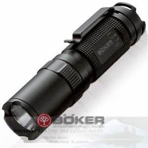 [보커] 후레쉬 FC1-200루멘 [09BO801] Flashlight / Boker Plus FC-1