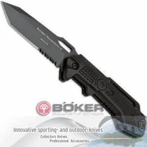 [보커] 나이프 AK10 탄토(S) Pocket knife / Boker Plus AK-10 Tanto