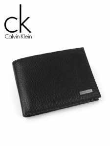 CK 캘빈클라인 남성반지갑 + 키홀더 세트 79322S 블랙
