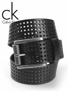 CK 캘빈클라인 남성벨트 75047 블랙